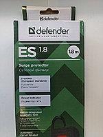 Фильтр сетевой Defender шнур 1.8