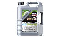 Моторное масло синтетическое LIQUI MOLY special tec 5w30 5л 7530