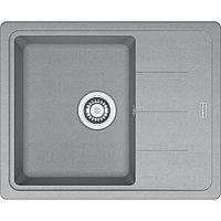 Мойка кухонная FRANKE BFG 611C стоп-вентиль, серый