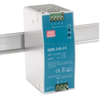 Mean Well NDR-240-24