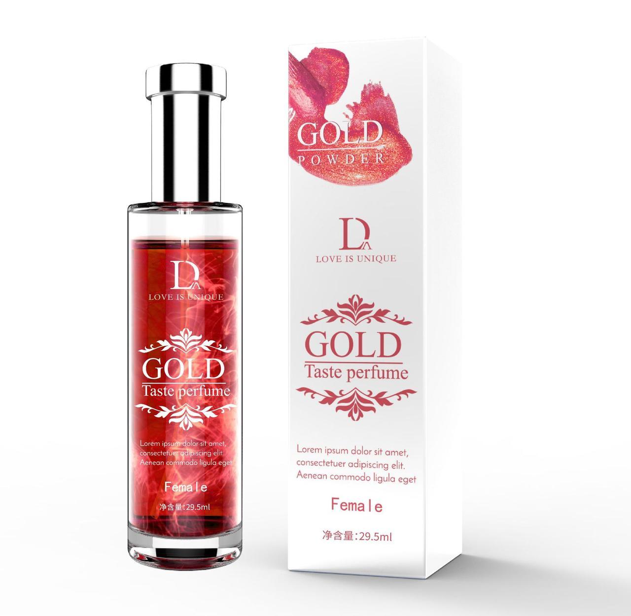 D-Gold - Женский концентрат с феромонами (30 мл.)