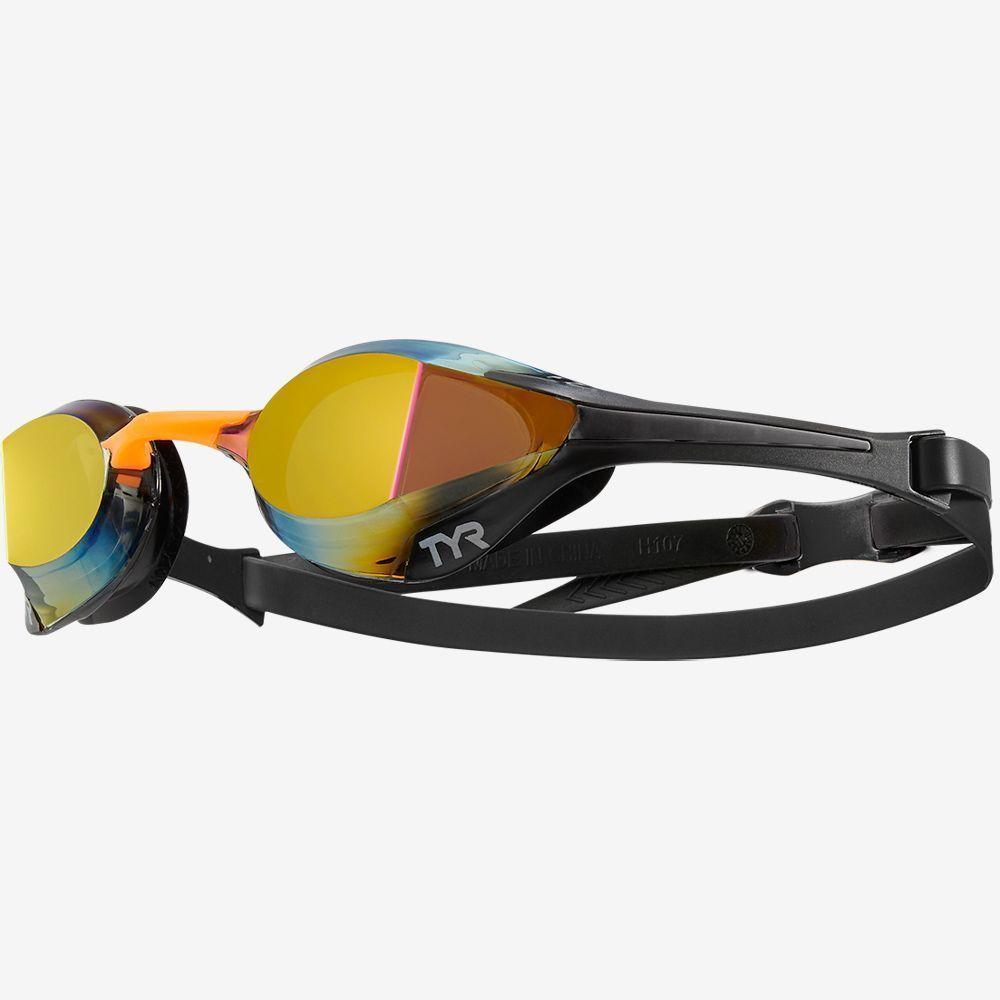 Очки для плавания TYR Tracer-X Elite Racing Mirrored 756