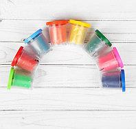Набор для детского творчества «Тесто-пластилин, 8 цветов»