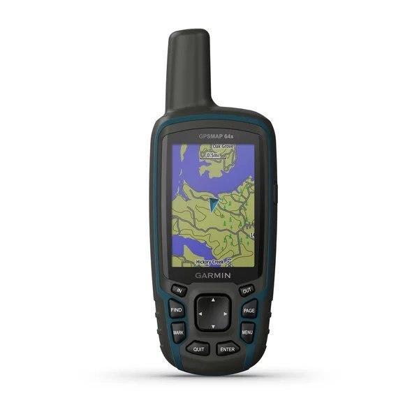 GPS навигатор GPSMAP 64x