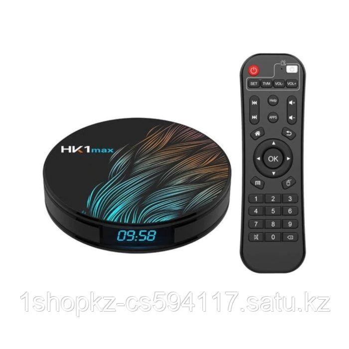 Андроид приставка HK1 max 2/16 gb. Smart TV Box