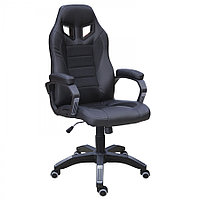 Геймерское (игровое) Офисное кресло Эдвард из кожзама, фото 1