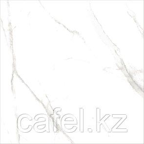 Керамогранит 45х45 Бергамо | Bergamo белый с серыми прожилками