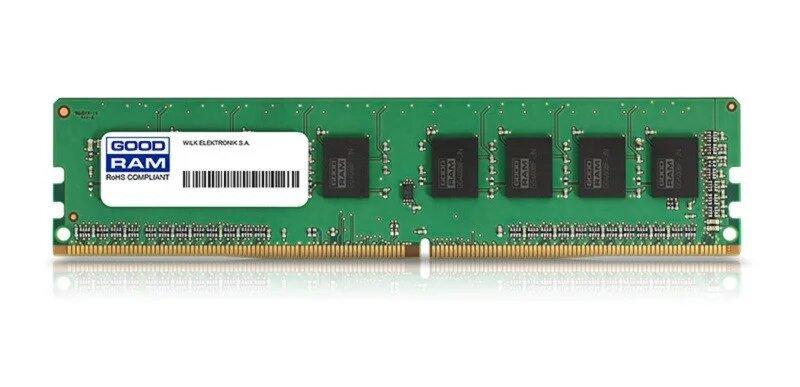 Оперативная память GOODRAM PC4-21300 4GB (DDR4 2666Mhz GR2666D464L19S/4G)