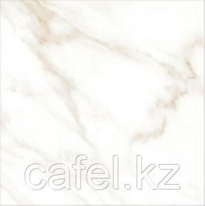 Керамогранит 45х45 Саламанка | Salamanca белый с рыжими прожилками