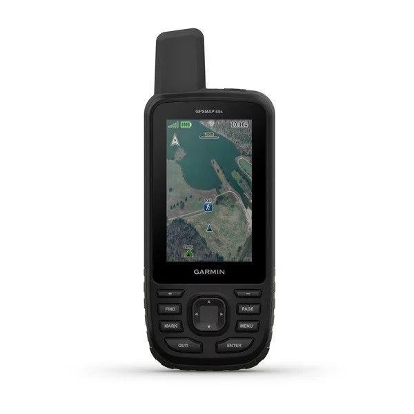 GPS навигатор GPSMAP 66S