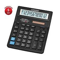 Калькулятор 12р Citizen 888T SDC двойное питание 203*158*31мм