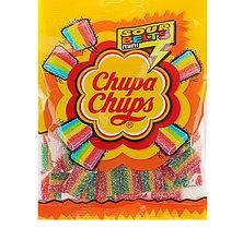 """Мармелад жевательный Chupa-Chups """"Кислые мини пластиночки"""", 150 г (18 шт в упаковке)"""