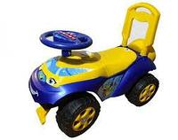 Детский толокар-каталка Doloni «Машинка Автошка»
