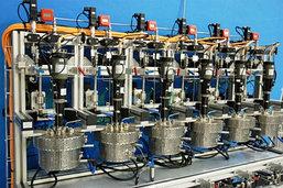 Параллельная химия, мульти-реакторные установки
