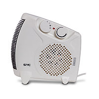 SVC Тепловентилятор, SVC, FHH-2000, Мощность1000Вт/2000Вт, Площадь обогрева: до 20м2, 3 режима работы,