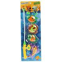 IV. Игровой набор «Рыбалка. Ми-Ми-Мишки»