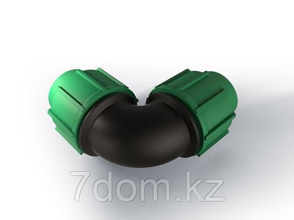 Отвод компрессионный d110, фото 2