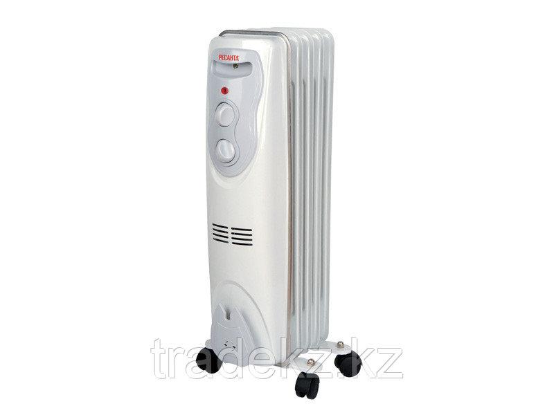 Масляный радиатор, обогреватель ОМ-5Н (1 кВт)