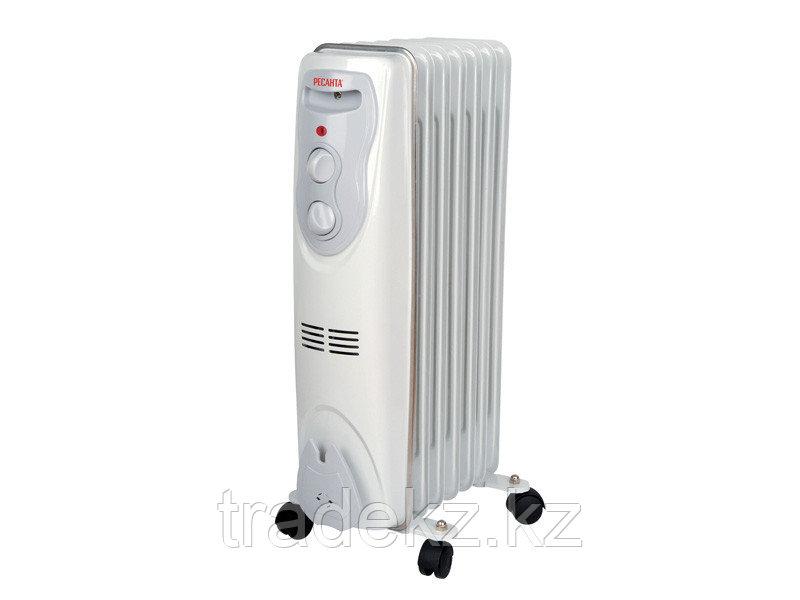 Масляный радиатор, обогреватель ОМ-7Н (1,5 кВт)