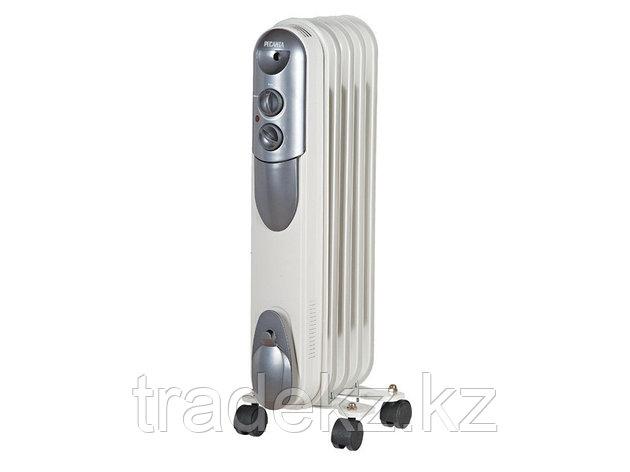 Масляный радиатор, обогреватель ОМПТ-5Н (1 кВт), фото 2
