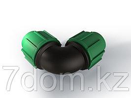 Отвод компрессионный d50