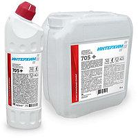 Усиленный гель для глубокой кислотной очистки, с защитным эффектом ИнтерХим 705+