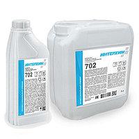 Концентрат средства очистки стеклянных и др. гладких поверхностей, с защитным эффектом ИнтерХим 702