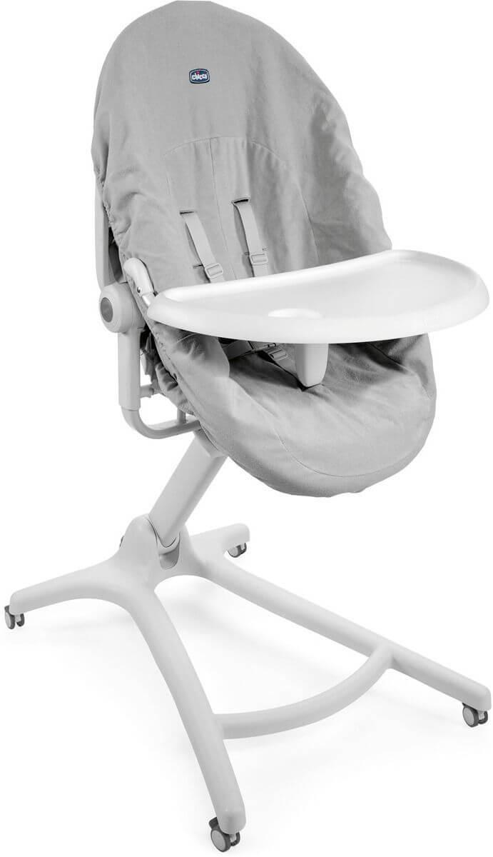 Chicco: Набор поднос и чехол для кроватки-стульчика Baby Hug 4-в-1