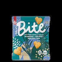 Хрустящие паффы-чипсы Bite со вкусом «Орегано-розмарин-морская соль»