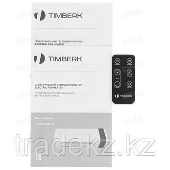 Тепловентилятор, обогреватель Timberk T-FH2-B10MC-W, фото 2