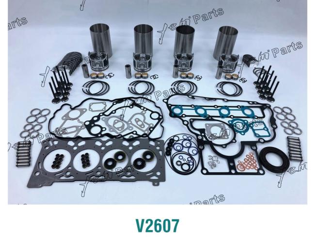 KUBOTA V2607