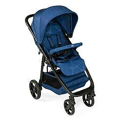 Chicco: Прогулочная коляска Multiride Deep Blue