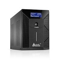 ИБП SVC V-2000-F-LCD Чёрный, фото 1