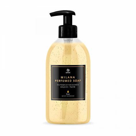 Мыло жидкое парфюмированное Milana Brut, фото 2