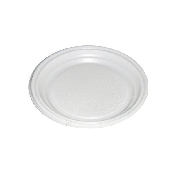 Тарелка десертн., d 170 мм, бел., ПС, 2800 шт