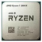 Процессор AMD Ryzen 7 3800X 3,9Гц (4,5ГГц Turbo) AM4, 8/16, 4Mb, L3 32Mb, Wraith Prism with RGB LED