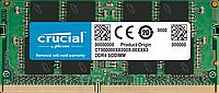 Оперативная память для ноутбука Crucial PC4-21300 4GB DDR4 2666 MHz  SO-DIMM1.2V (CT4G4SFS6266)