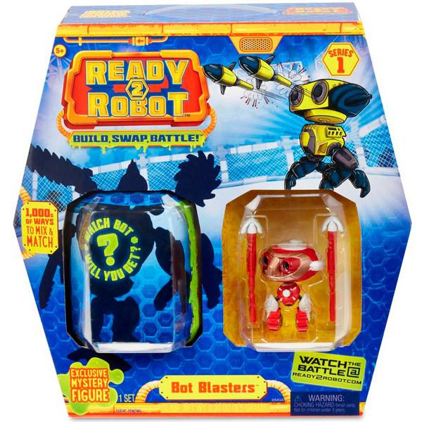 Ready2Robot 553939 Капсула и минибот (в ассортименте)