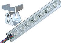 MM5050RGB Архитектурный линейный светильник