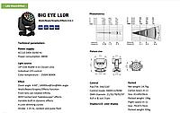 Big Eye L10 Moving-Head Wash Zoom