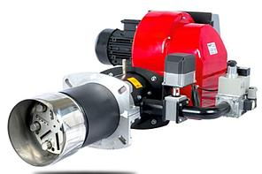 Горелка газовая модуляционная Flam SC. 8.2 GM. Тепловая мощность 430 - 1600 кВт
