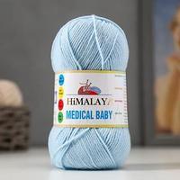 Пряжа 'Medical baby' 70 акрил, 30 амикор 310м/100гр (79218)