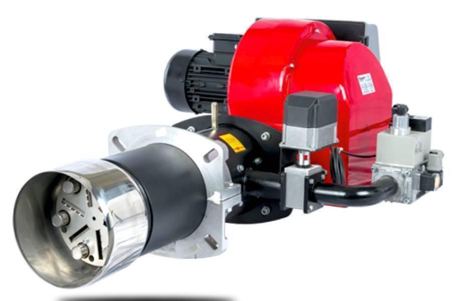 Горелка газовая модуляционная Flam SC.10.3 GM. Тепловая мощность 950- 4000 кВт