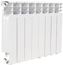 Бейметалический радиатор, фото 2