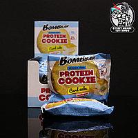 BombBar - Низкокалорийное протеиновое печенье 1шт/60гр Твороженное