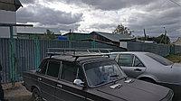 Багажник на автомобиль из нержавеющей стали