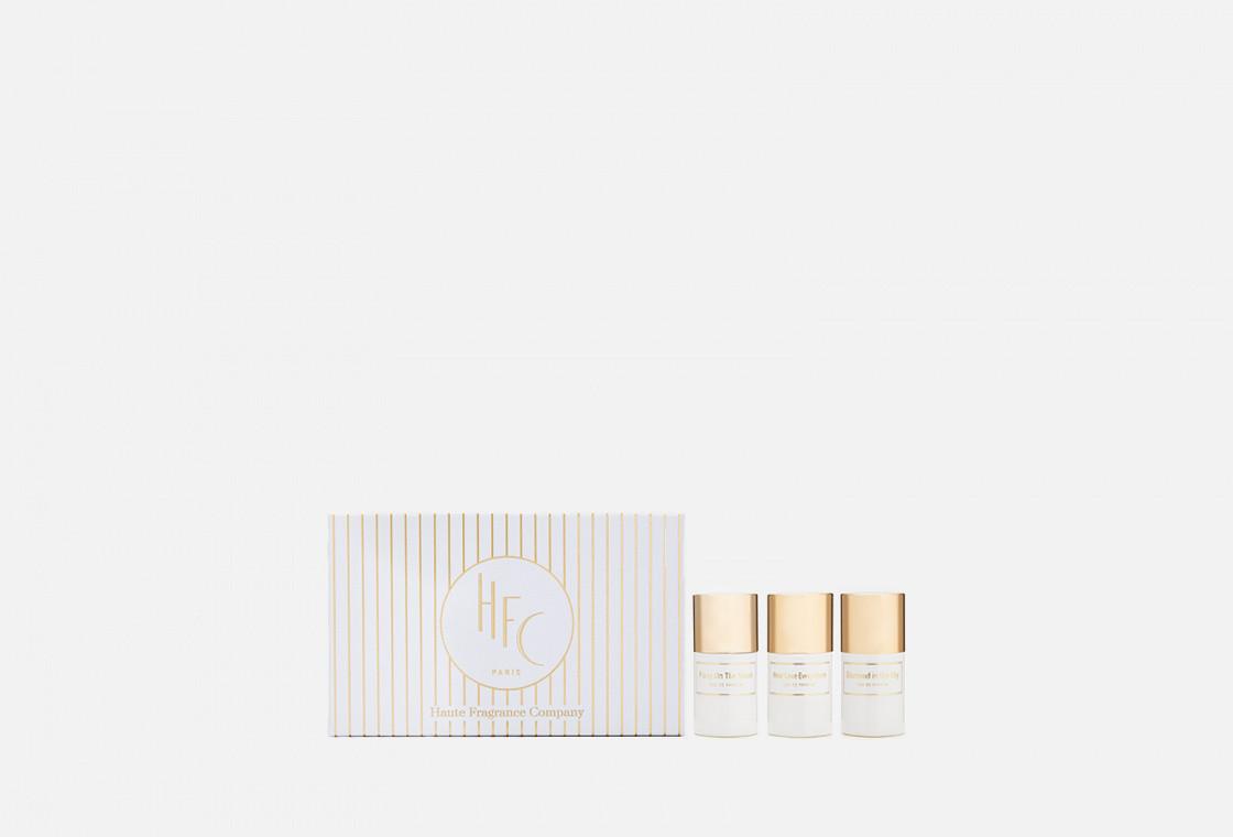 Haute Fragrance Company Travel Kit 3x15