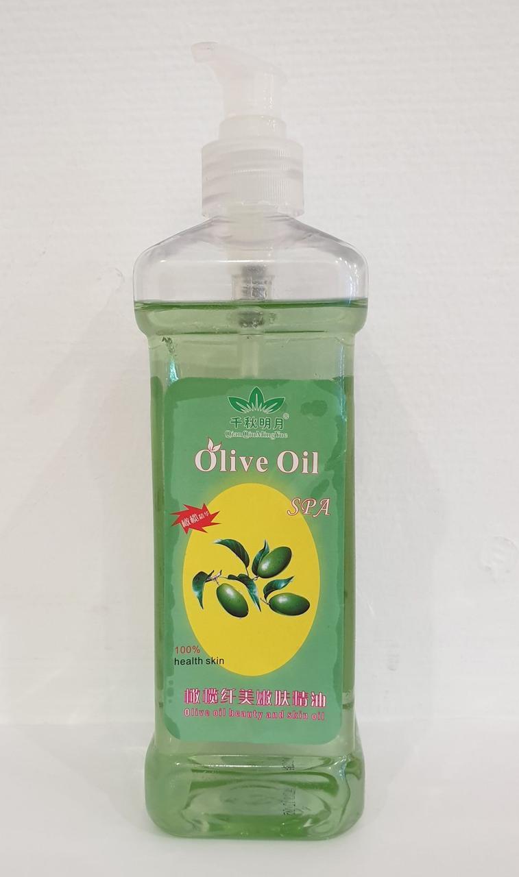 Массажное масло Олива (Olive Oil) 0,5 л.