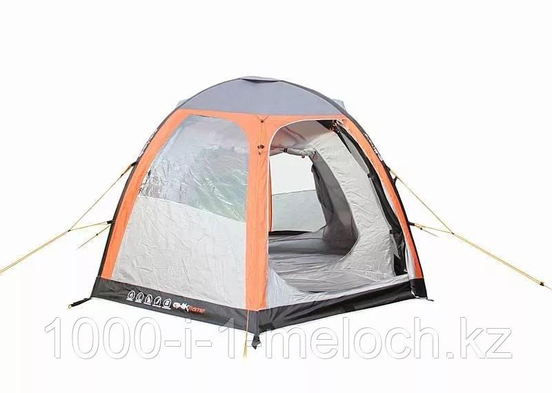 Палатка туристический надувная - фото 2