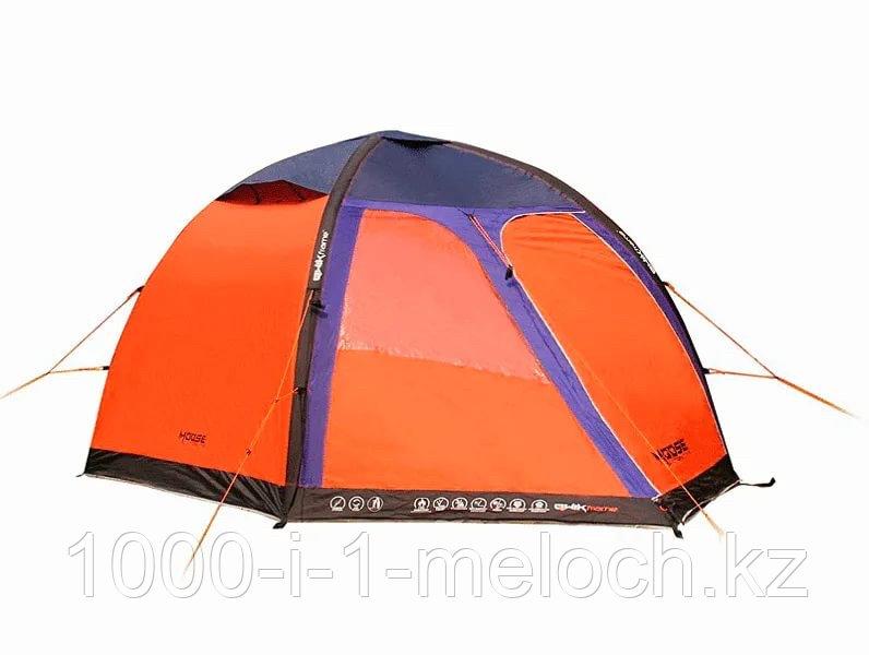 Палатка туристический надувная - фото 1